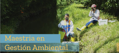 Maestría en gestion ambiental